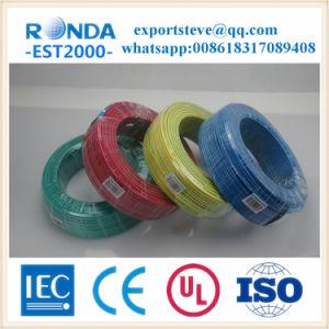 Copper Core Flexible PVC Flexible Wire pictures & photos
