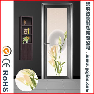 High Glossy PVC Decorative Film for MDF pictures & photos