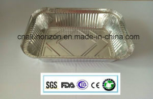Oil Free Aluminum Foil Container with Good Quality pictures & photos