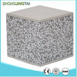 Waterproof EPS Cement Sandwich Wall Panel for House pictures & photos