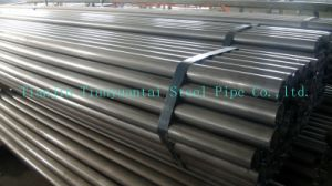 TP304 Welded Stainless Steel Pipe by ASTM A312 pictures & photos