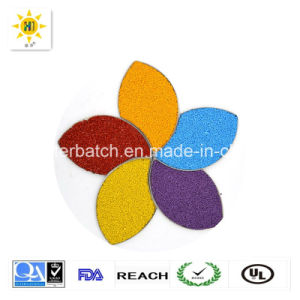 Rich Colors of Masterbatch Can Be Customized From Chinese Manufacturer