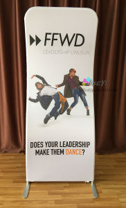Trade Show Booth EZ Aluminum Tube Lightweight portable Display Banner pictures & photos