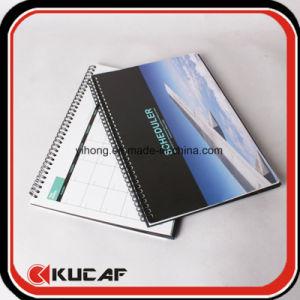 Spiral Schedule Desk Calendar Organizer Plann Book pictures & photos
