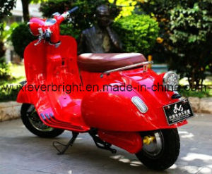 Vespa 60V 2000W High Quality Electric Motorbike Motorcycle pictures & photos