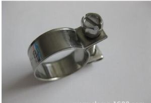 6-8mm Mini Steel Hose Clamp at Low Price pictures & photos