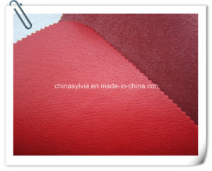 Artifical Leather for Shoes Lining Leather pictures & photos