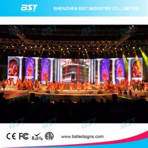 1200 Nits High Brightness P3.91 LED Screen Rental LED Video Screen for Advertising Media pictures & photos