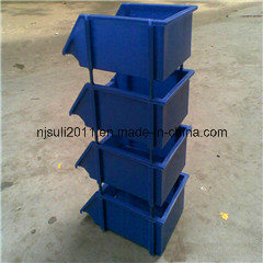 Stack and Hang Bins, Hot Stackable Plastic Bin pictures & photos