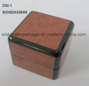 High Quality Handmade Wooden Jewelry Packing Standard Box pictures & photos