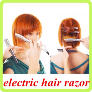 Rechargeable Hair Razor, Hair Razor, Hair Cutting Razor  pictures & photos