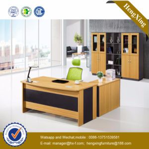 Oak Color Executive Office Table Modern Office Furniture (HX-GD039) pictures & photos
