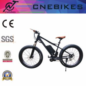 26X4 Fat Tire 1000W Electric Bicycle pictures & photos