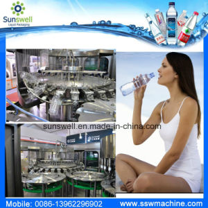 3 in 1 Monoblock Bottle Water Making Machine pictures & photos