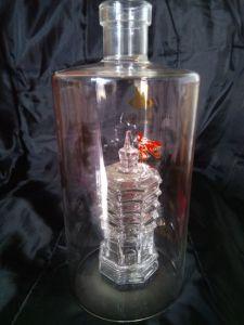 Custom Made 750ml Glass Bottle, Wine Bottle, Whiskey Bottle, Rum Bottle, Gin Bottle