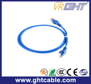 30m Almg RJ45 UTP Cat5 Patch Cable/Patch Cord pictures & photos