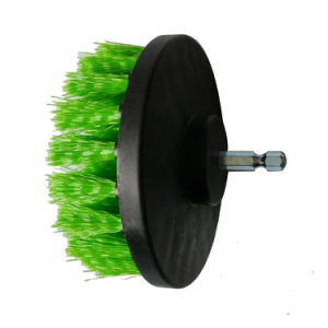 Carpet Cleaning Brush with Hook & Loop Backer pictures & photos