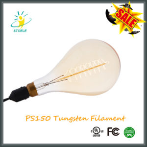 PS150 Tungsten Filament Bulb Vintage Light Bulb pictures & photos