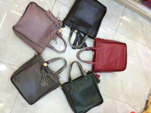 China Wholesale Leather Handbag / Lady′s Tote Handbag Ma1658 pictures & photos