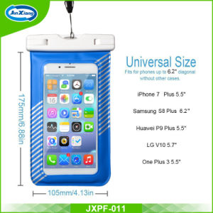 2017 Waterproof Case Phone Case Bag for iPhone 7 Plus for Samsung Galaxy S7 S6 S5 S4 pictures & photos
