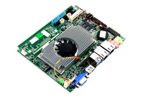 I3/I5/I7 Processor and Motherboard with Single Input DC Power Supply, DC12V5a/7A pictures & photos