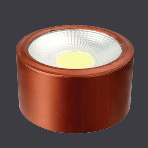 Ww/Pw/Cw Color White COB LED Surface Mounted Downlight pictures & photos