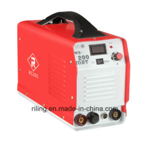 Two Functions Welding Machine (WS-140I/160I/180I/200I) pictures & photos
