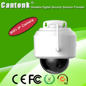 WiFi Range 300m Dome WiFi IP Camera pictures & photos