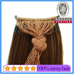 New Design Elastic Thread Hair Extension pictures & photos