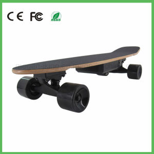 $78 EU Standard 4 Wheel Electric Skateboard Remote Control pictures & photos