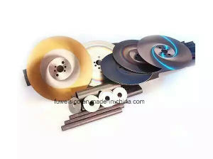 350X2.5X32mm HSS M35 Circular Saw Blade for Cutting Stainless Steel Tube. pictures & photos