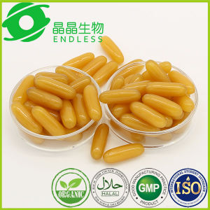 Lower Price Infertility Capsule Ginseng Royal Jelly 1000mg OEM pictures & photos
