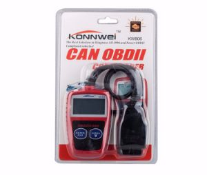 Konnwei Kw806 Car Code Reader Can Bus OBD2 Obdii Diagnostic Scanner Tool Auto Scan Tool pictures & photos