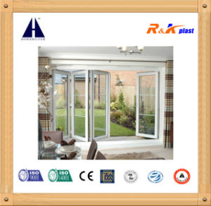 Engergy Saving Double Glass UPVC Profile Sliding with Grilles, PVC Window From China Manufacturer pictures & photos