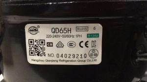 High Performance R134A Refrigerator Compressor pictures & photos