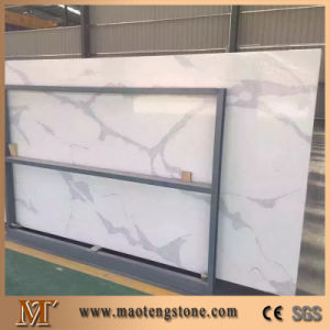 Kitchen Counterop with Quartz Slab pictures & photos
