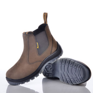 Professional Protective Safety Shoes Without Lace for Workers pictures & photos