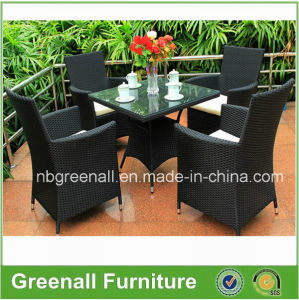 Outdoor Furniture Garden Furniture Rattan Chair Table Dining Set pictures & photos