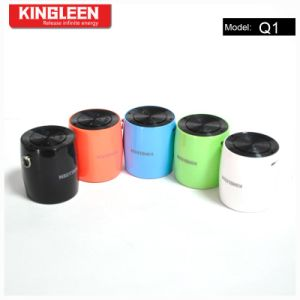 Kingleen Model Q1 Small Stereo Bluetooth with Charging Cable pictures & photos