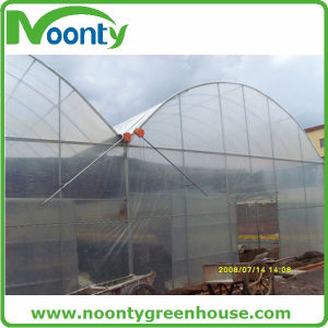 Auto Film Roll-up Machine for Greenhouse with Electric Winch pictures & photos