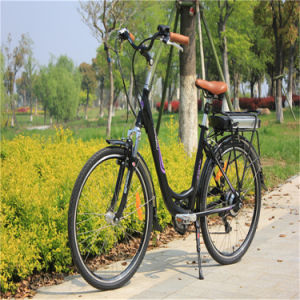 "Chinese Cheap 26""City Electric Bike for Sale (RSEB-203) pictures & photos"