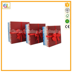 Black Foldable Magnet Gift Box pictures & photos