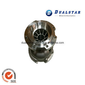 Good Quality Stainless Steel Investment Casting for Turbo Charger pictures & photos