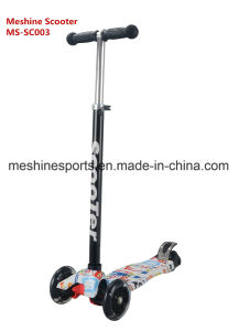 Foldable Kids Aluminium Kick Scooter Ms-Sc003 with En71 pictures & photos