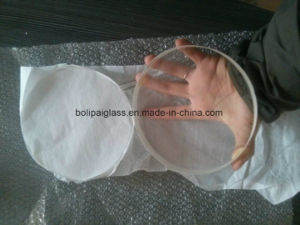3mm 4mm 5mm Thick Heat Resistance Borosilicate Glass Pyrex Glass Manufacturer pictures & photos