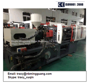 Pet Bottle Prefrom Injection Molding Machine with Energy Saving pictures & photos