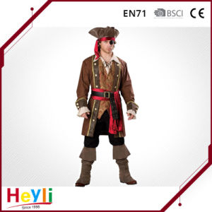 Carnival Party Classic Pirate Cosplay Costume for Men Adult pictures & photos