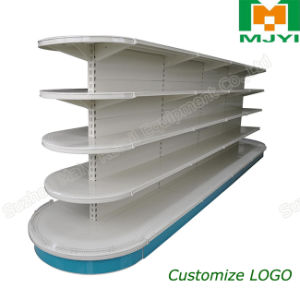 Supermarket Double Sided/ Single Sided Shelving pictures & photos