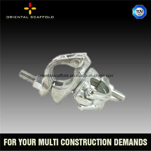 Forged Scaffolding Right Angle Double Coupler pictures & photos