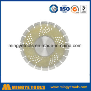 Turbo Diamond Saw Blade/Diamond Disc with Flange pictures & photos